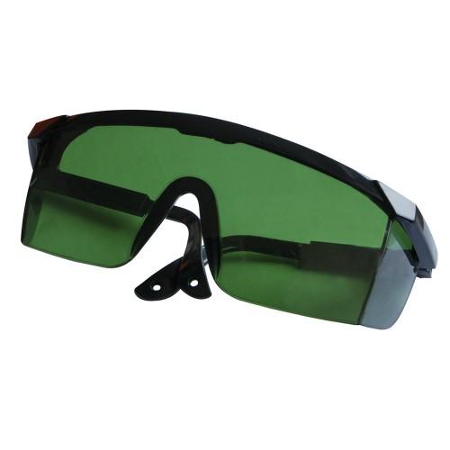 Gafa láser verde