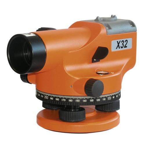 Set nivel óptico X 32