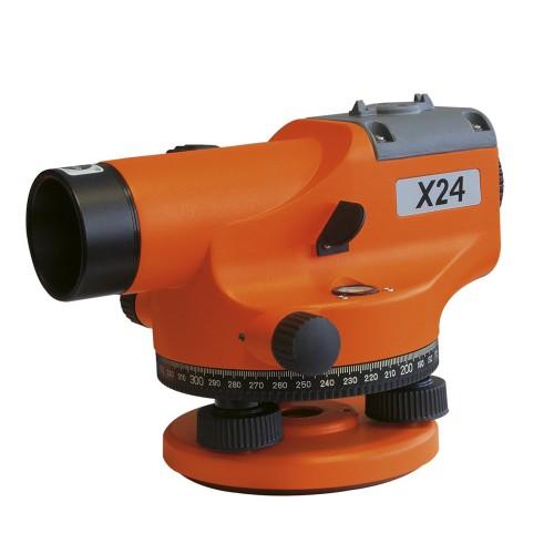 Set nivel óptico X 24
