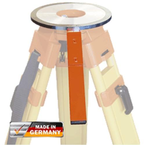 Soporte giratorio de dispositivos para trípodes pesados