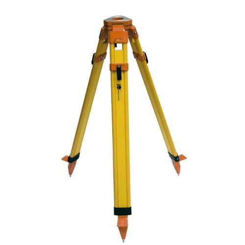 Trípodes de madera 1.02-1.65m fijación de palanca