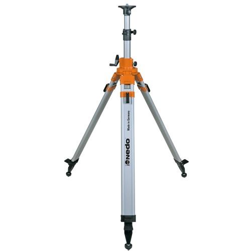 Trípode de columna y manivela pesado 1.01 - 2.94 m Apoyos conmutables