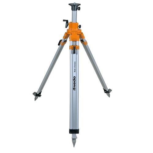 Trípode de columna manivela pesado 0.90 - 2.36 m