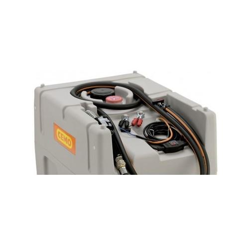 Depósito gasoil 125 litros con bomba eléctrica CENTRI SP