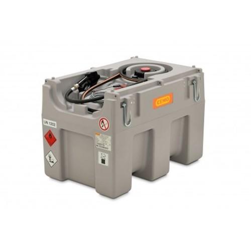 Depósito gasoil 460 litros con bomba eléctrica de 12 V