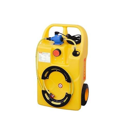 Carretilla de agua para cortadoras de hormigón Aqua-Caddy 60 litros