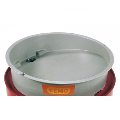 Embudo GRP para llenado de bidones de 200 litros