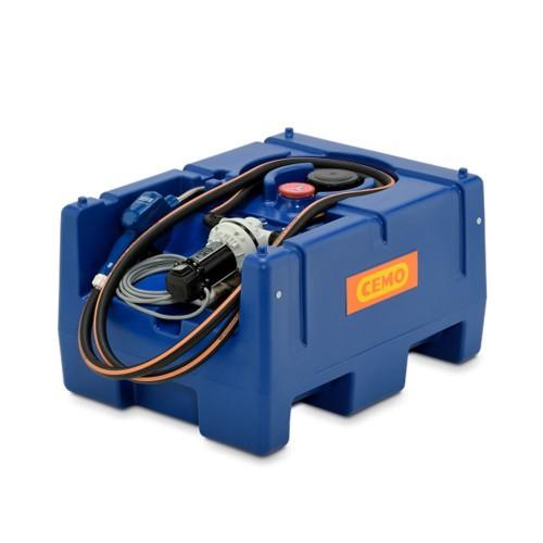 Depósito AdBlue ® móvil 125 litros con bomba eléctrica 12 V