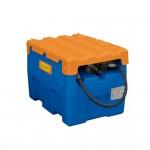 Depósito AdBlue ® móvil 200 litros con bomba eléctrica 12 V y tapa