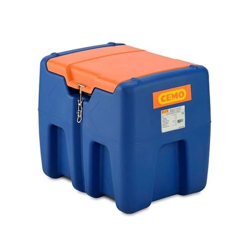Depósito 210 litros para AdBlue® Urea con bomba eléctrica 12 V y tapa