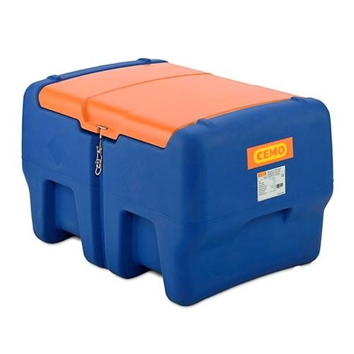 Depósito 440 litros para AdBlue® Urea con bomba eléctrica 12 V y tapa