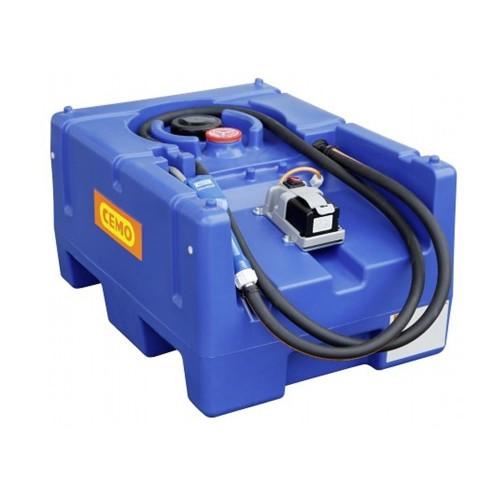 Depósito AdBlue ® móvil 125 litros con bomba eléctrica CENTRI SP 30 12 V, LiFePO4 batería y cargador