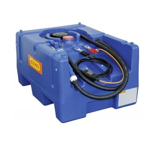 Depósito AdBlue ® móvil 125 litros con bomba eléctrica CENTRI SP 30 12 V