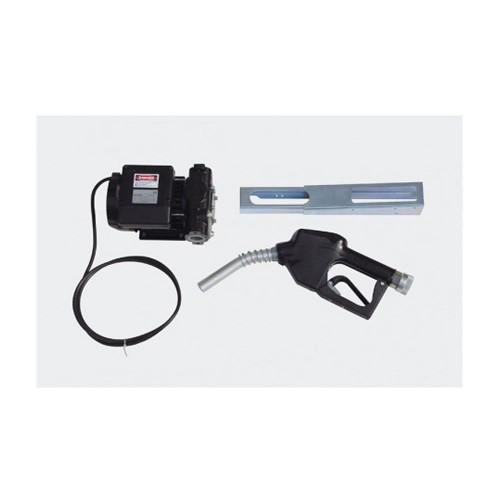 Bomba eléctrica trasvase diésel cematic 56 230V , parada automática