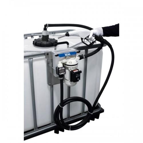Bomba AdBlue® Cematic Blue BASIC AZV, con consola universal para IBC