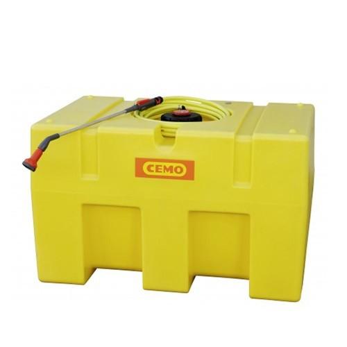 Depósito para riego y aspersión con bomba de agua BWS 30-PE 125 litros