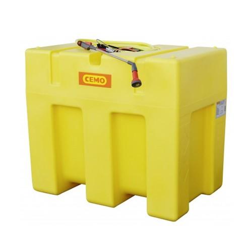 Depósito para riego con bomba de agua BWS 30-PE 600 litros