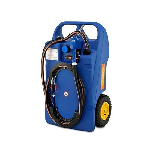 Carretilla para AdBlue® 100 litros con bomba eléctrica