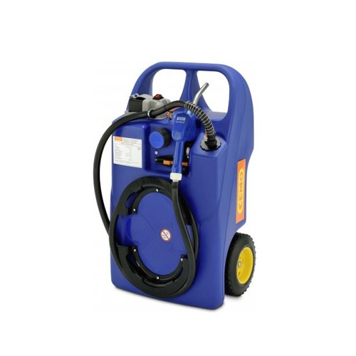 Carretilla para AdBlue® 60 litros con bomba eléctrica y batería