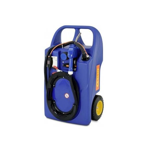 Carretilla para AdBlue® 60 litros con bomba eléctrica