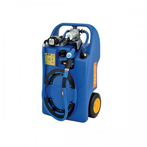 Carretilla para AdBlue® 60 litros con bomba eléctrica Trolley Car PRO