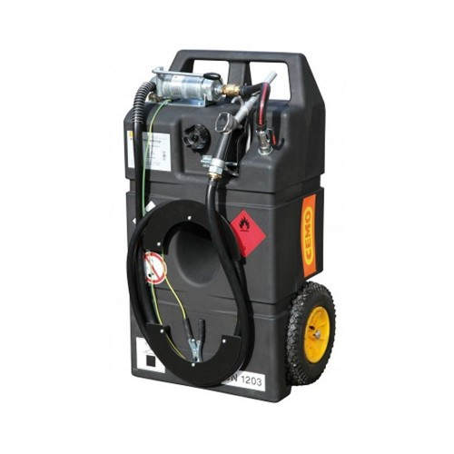 Carretilla para Gasolina 95 litros con bomba manual