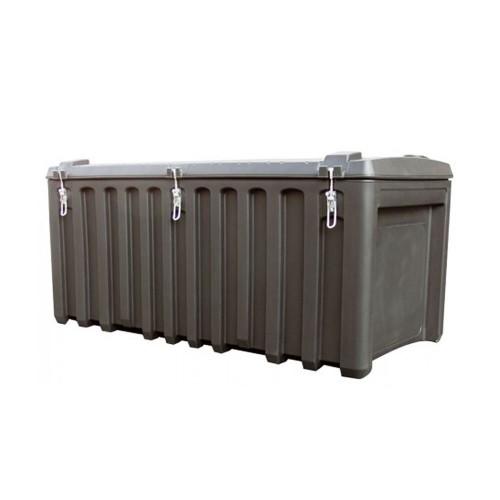 Baúl contenedor caja almacenaje CEMbox 750 l antracita