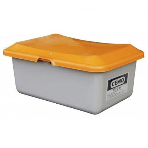 Baúl contenedor para vehículos 100 litros