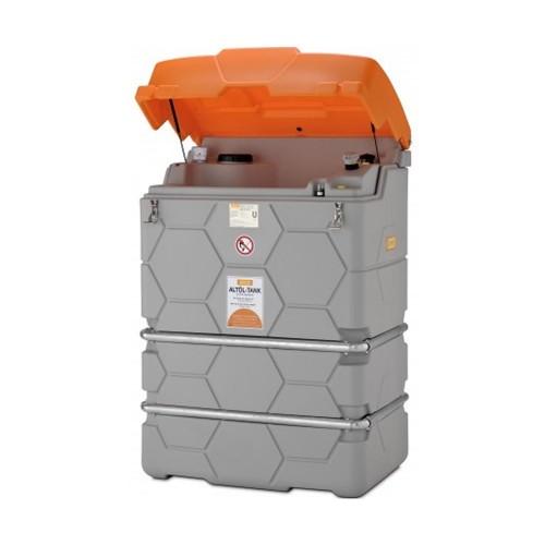 Depósito para aceite usado exterior CUBE 1000 litros