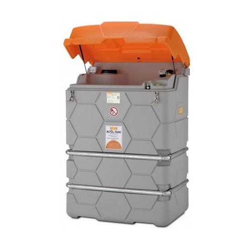 Depósito para aceite usado exterior CUBE 1500 litros