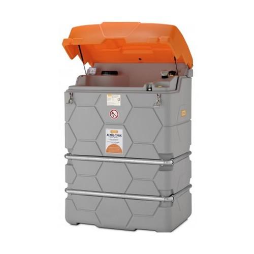 Depósito para aceite usado exterior CUBE 2500 litros