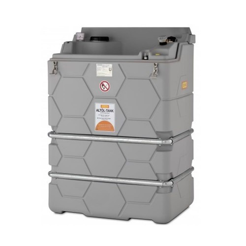 Depósito para aceite usado interior CUBE 1500 litros
