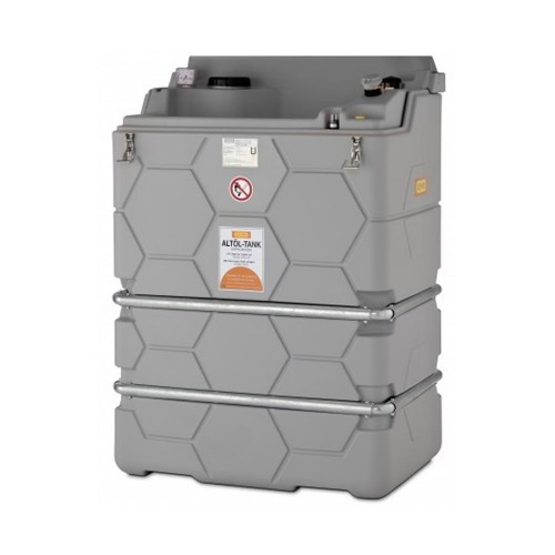 Depósito para aceite usado interior CUBE 2500 litros