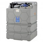 Depósito AdBlue ® 2500 litros CUBE interior Premium