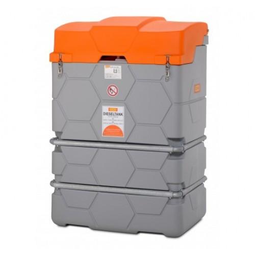 Depósito de gasoil 1000 litros CUBE exterior básico