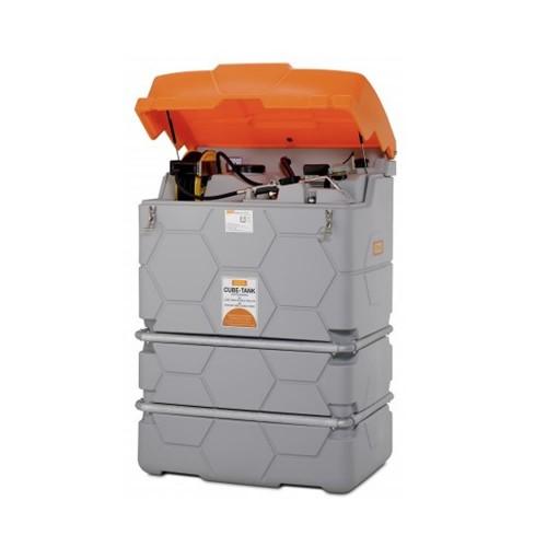 Depósito de lubricantes exterior CUBE 1000 litros
