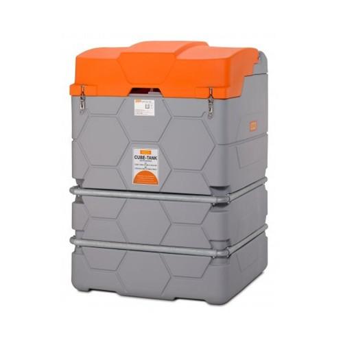 Depósito de lubricantes exterior CUBE 1500 litros