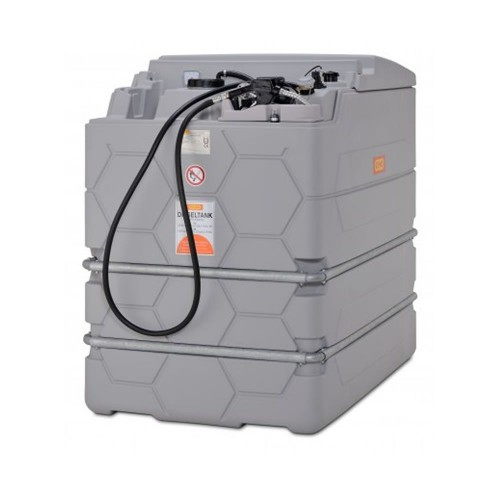 Depósito de lubricantes interior CUBE 1000 litros