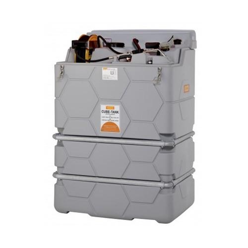 Depósito de lubricantes interior CUBE 1000 litros premium
