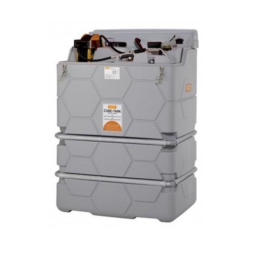Depósito de lubricantes interior CUBE 1500 litros premium