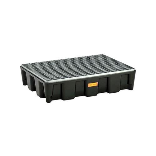 Bandeja colectora PE 60 HD con rejilla de acero galvanizada