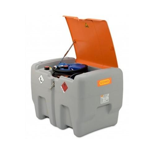 Depósito de gasoil combinado diésel 440 litros y AdBlue® 50 litros, bombas de repostaje eléctricas 12 V