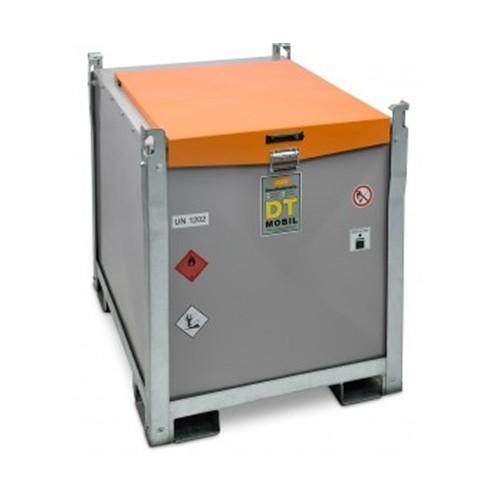 Depósito combinado para gasoil y adblue 850/100 litros con bomba Cematic 72, 230 V Premium