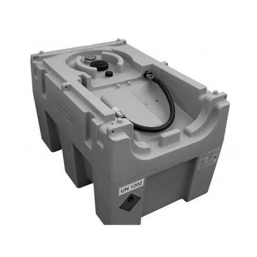 Depósito de gasoil 600 litros homologado ADR con acople de succionado
