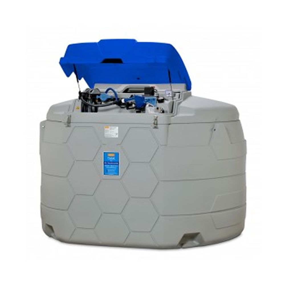 Depósito doble pared PE CUBE-Tank de AdBlue Outdoor Basic 5000 litros