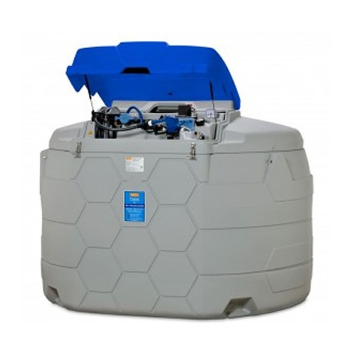 Depósito doble pared PE CUBE-Tank de AdBlue® Outdoor Premium 5000 litros