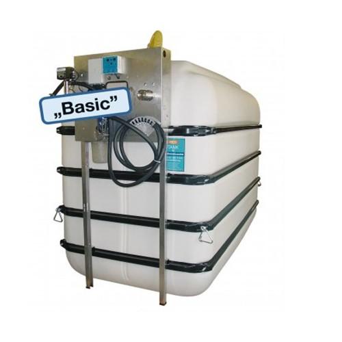 """Depósito estacionario de surtido AdBlue """"Indoor Basic"""" 5000 litros"""