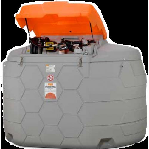 Depósito de Gasoil 5000 litros Básico exterior