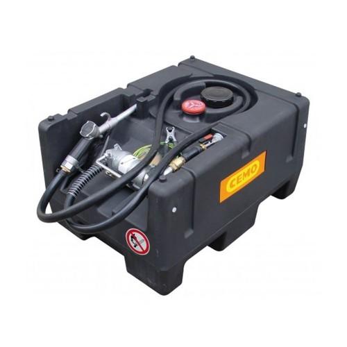 Depósito gasolina 120 litros con bomba manual