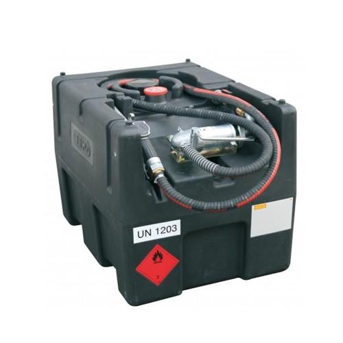 Depósito gasolina 190 litros con bomba manual